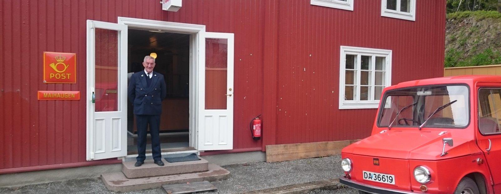 Norges Postmuseum, Maihaugen,